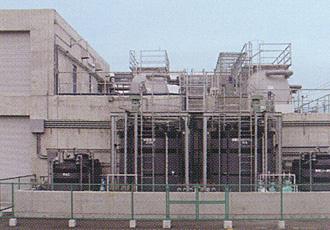 廃水処理設備(有機系排水)
